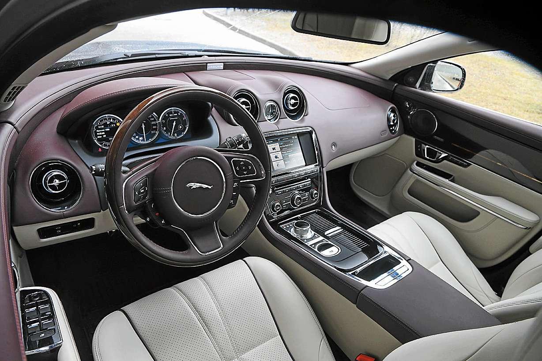 Jaguar XJL5.0