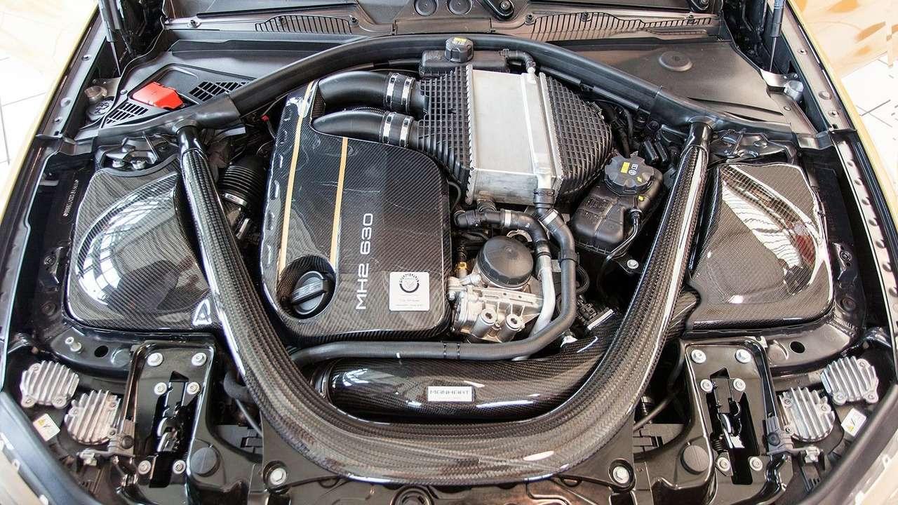 Громкий ужас: экстремальный BMW M2выходит натропу войны— фото 603889