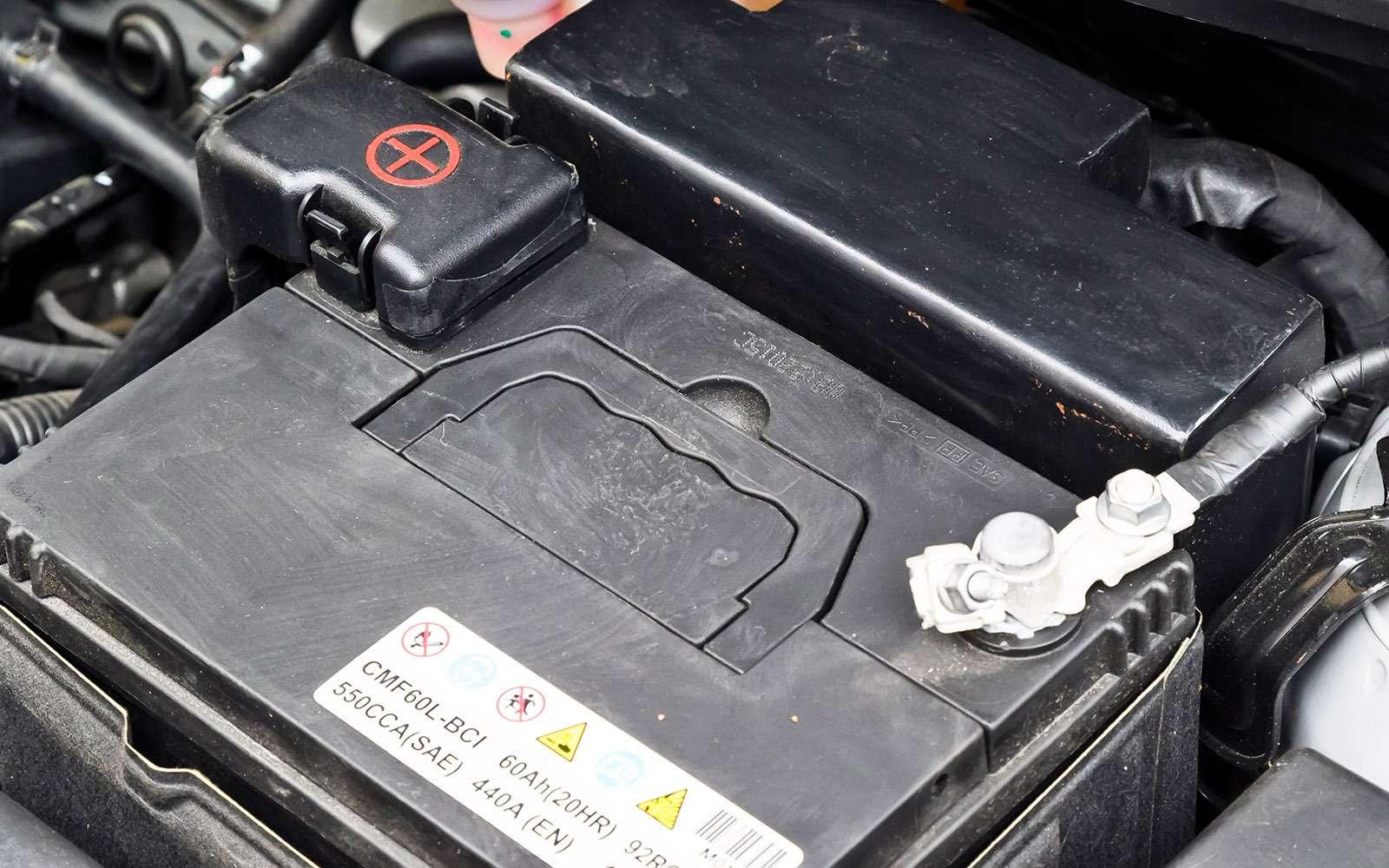 Какзащитить автомобиль отугона меньше чем за10тысяч рублей— фото 719110
