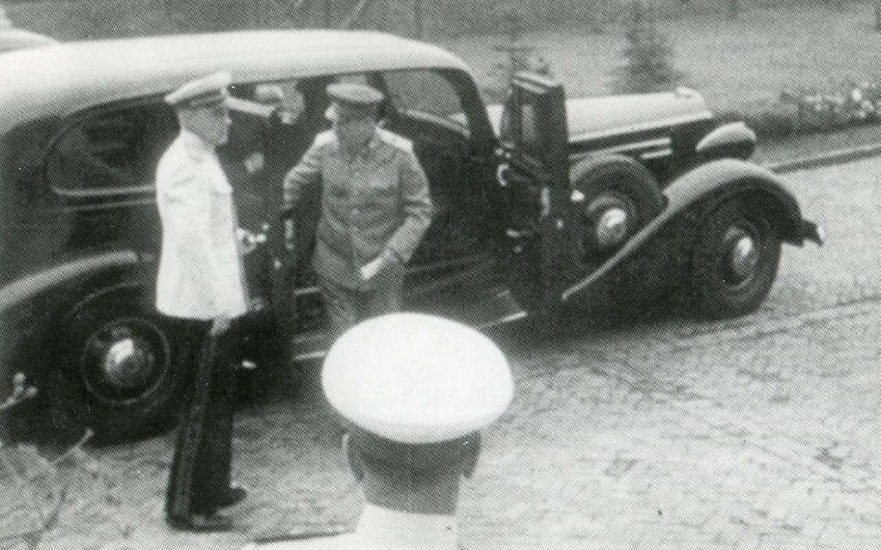 Packard Twelve: любимая машина Сталина— фото 1227317