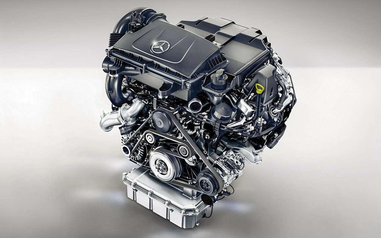 Подержанный Mercedes-Benz GLK— история болезни— фото 819161