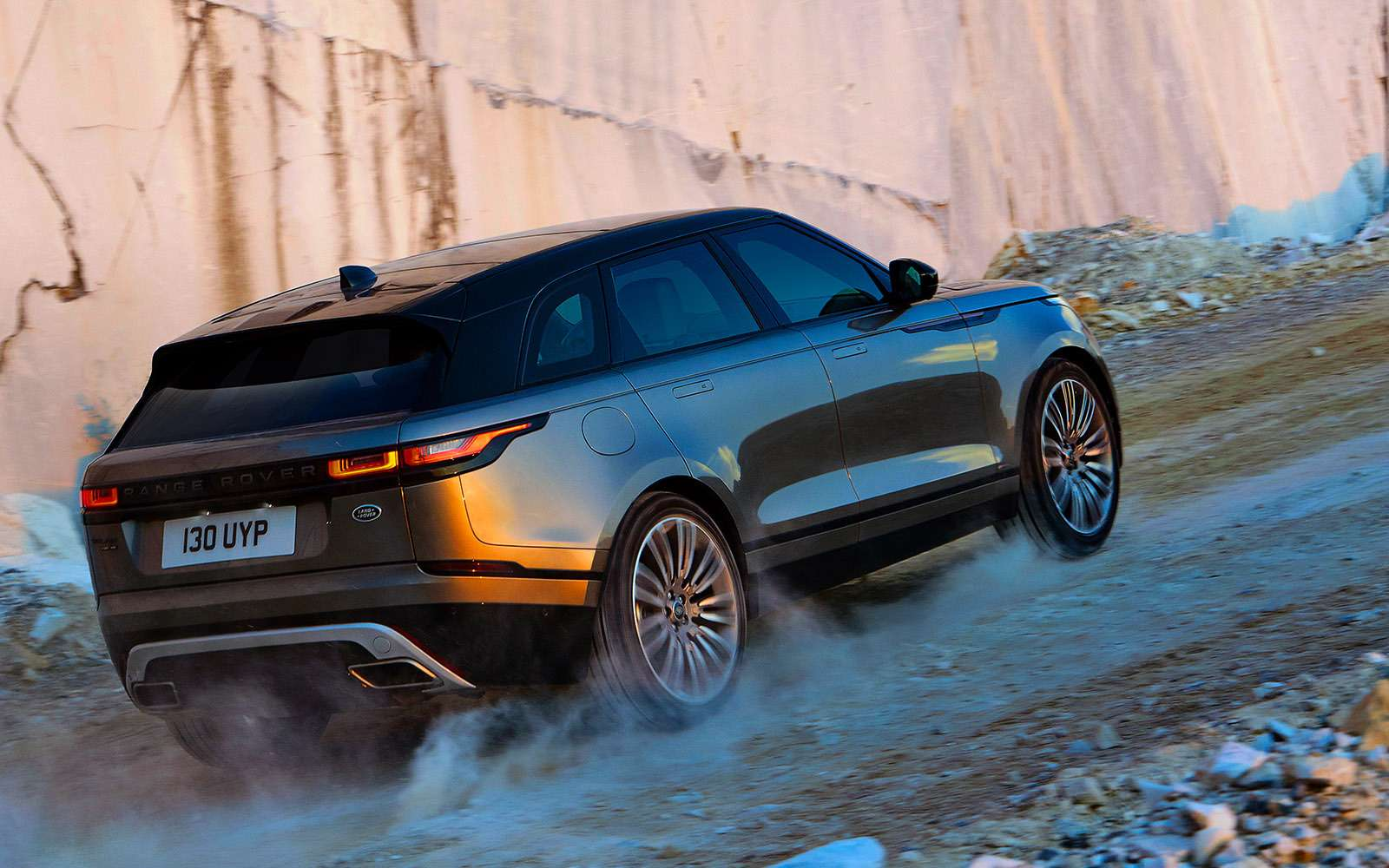 Range Rover Velar: отвал башки!..— фото 742197