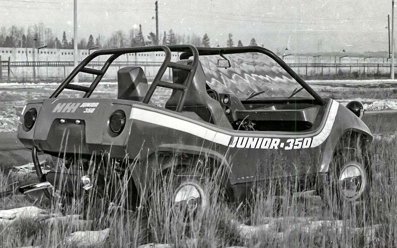 Ижевские автомобили, окоторых выинезнали— фото 809859