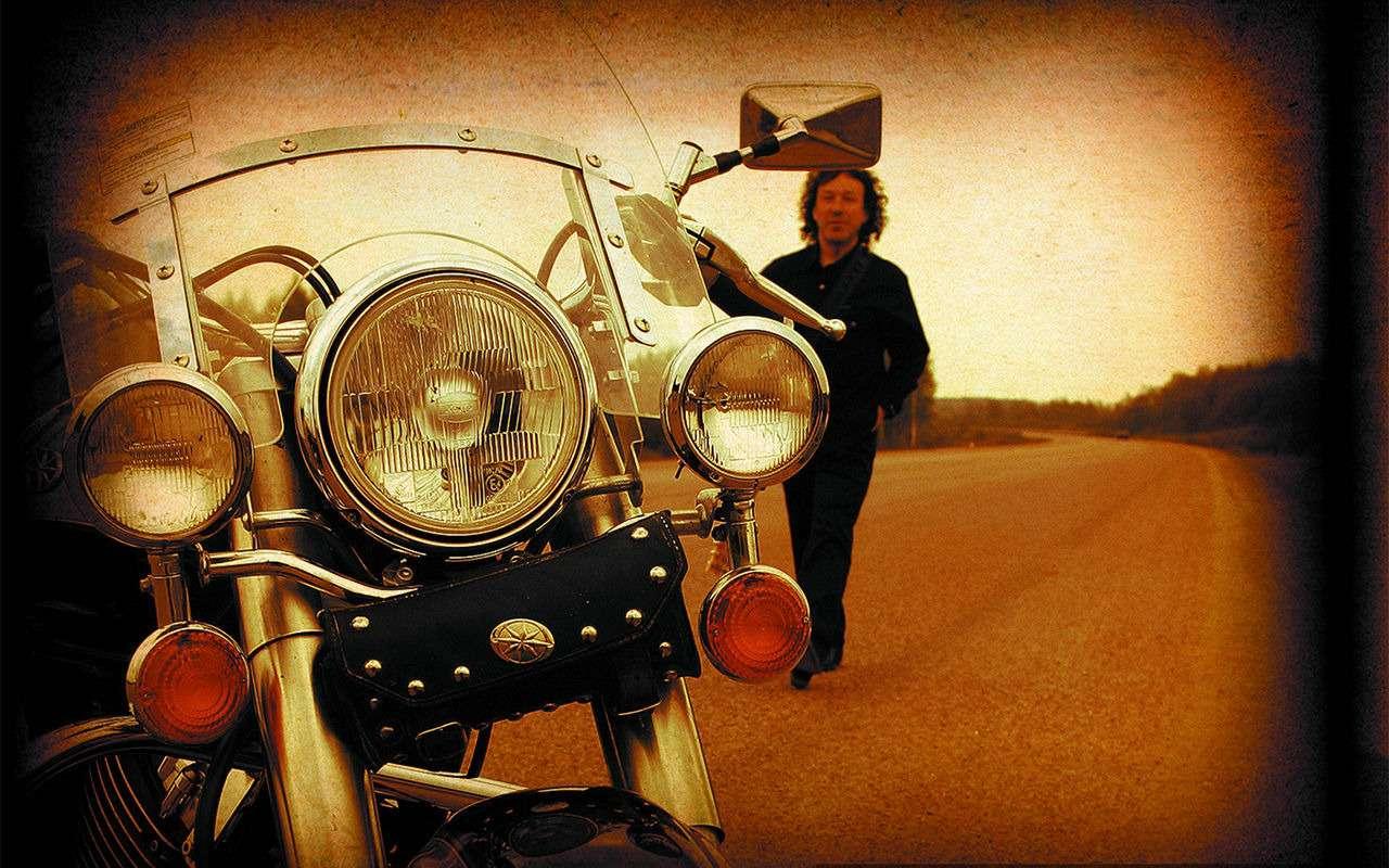 Владимир Кузьмин: «Раньше япризнавал только мотоциклы»— фото 857119