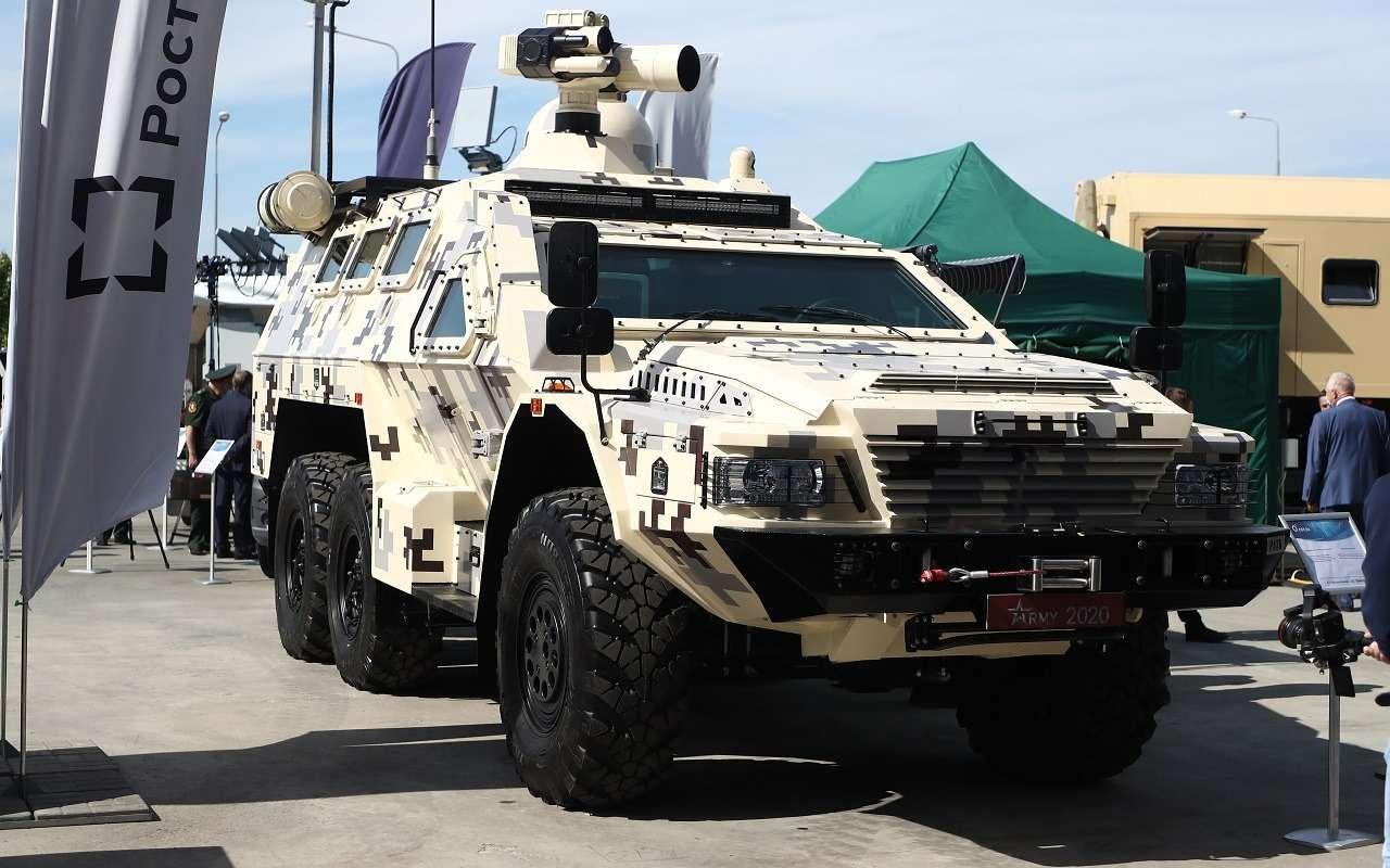 10 необычных армейских аппаратов. Сделано в России - фото 1162358