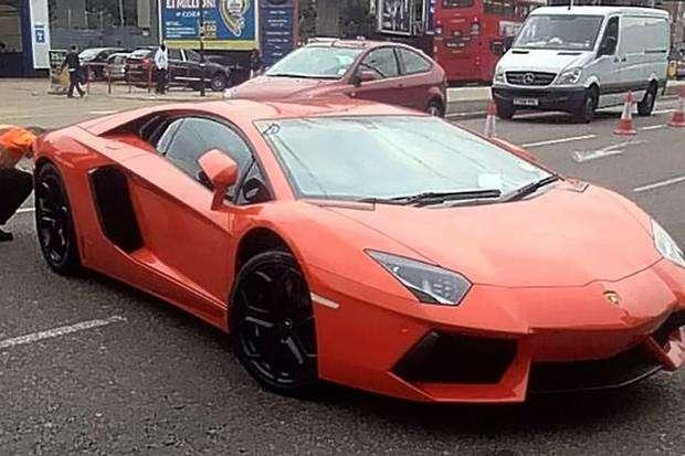 Конфискованный Lamborghini продан саукциона за$352000