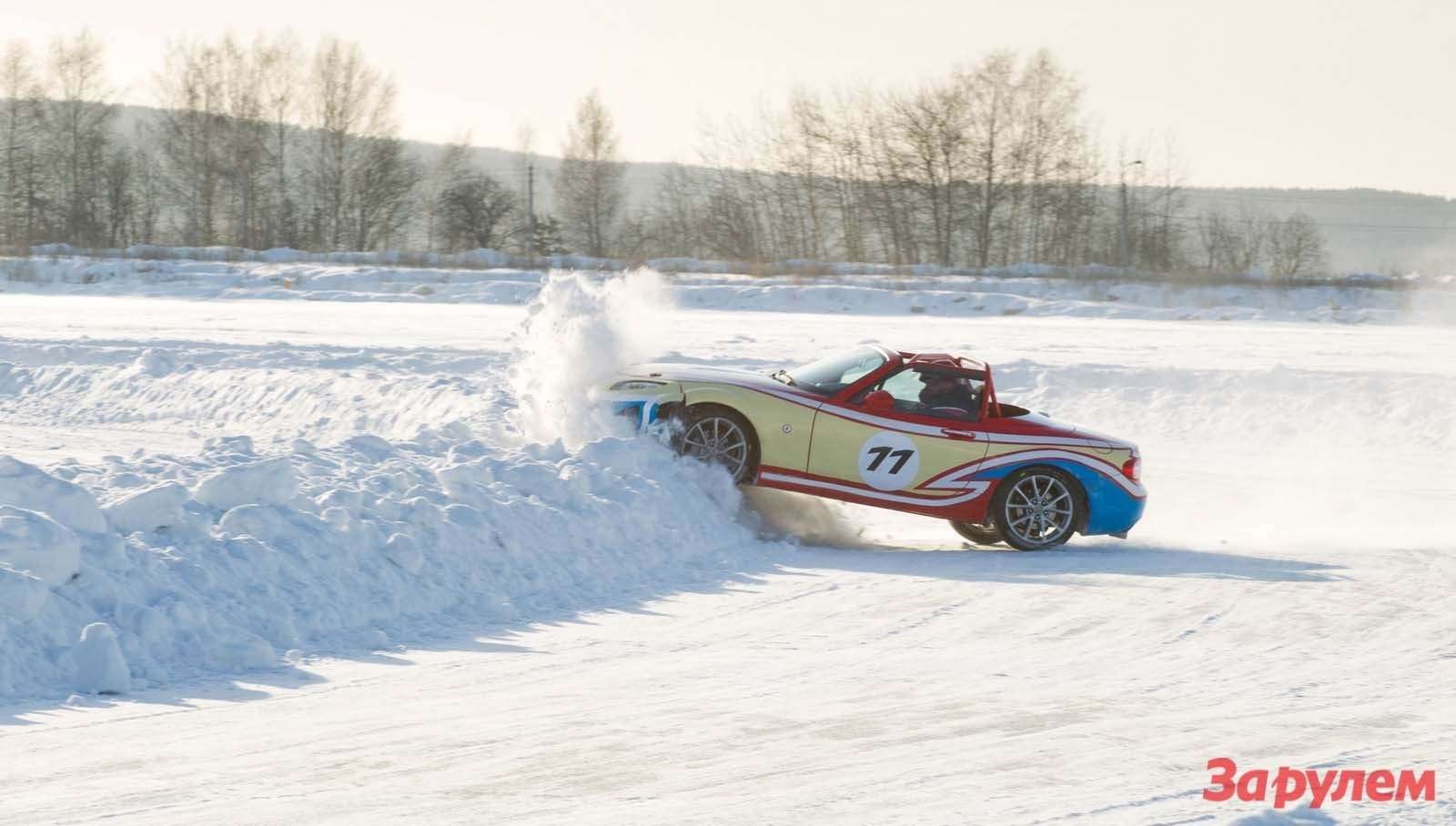 Mazda MX 5 Ice Race 2013      114