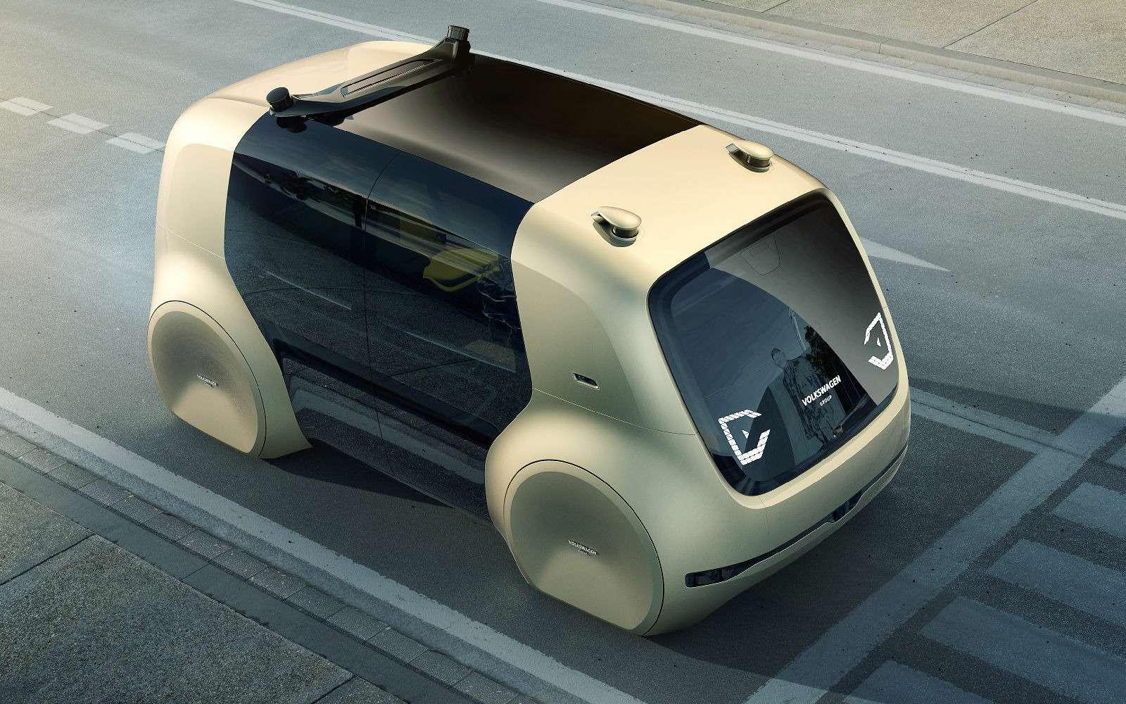 Volkswagen Sedric— германский ответ российской «Матрешке»— фото 717422