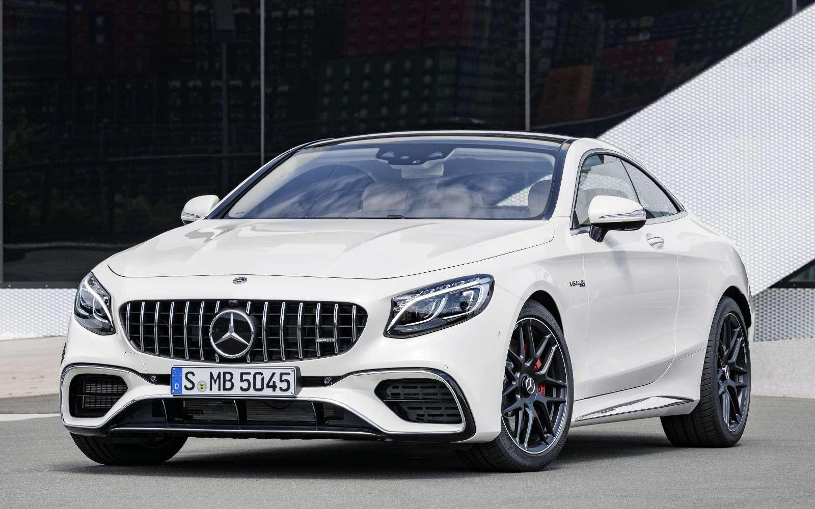 Mercedes-Benz обновил свои самые крутые модели— фото 791054