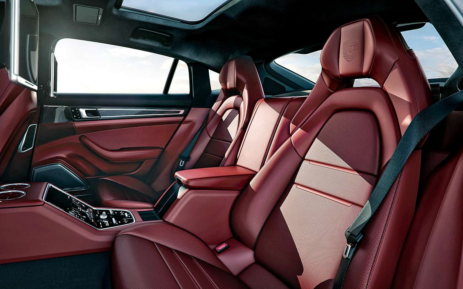 Porsche Panamera 4E-Hybrid