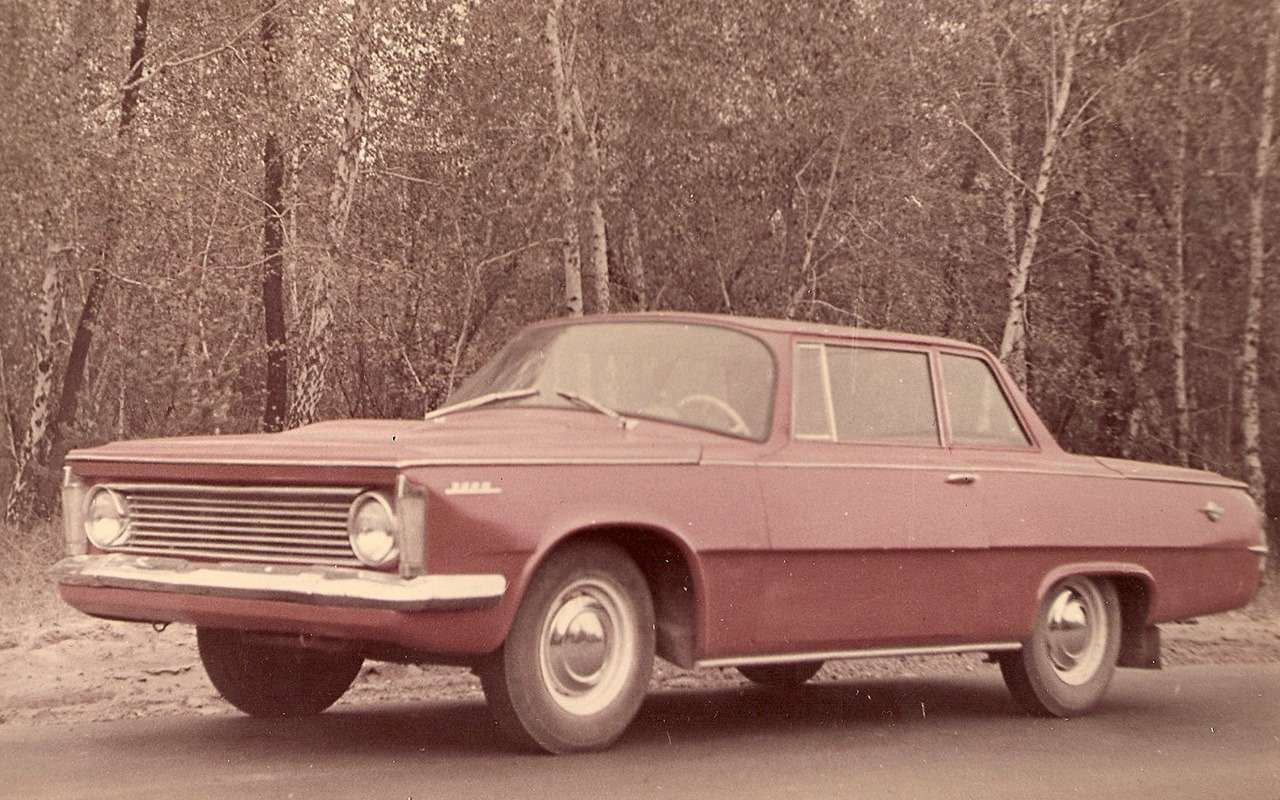 Забытые автопроекты СССР иРоссии: Роствертол, Заря, Канонир...— фото 1160206