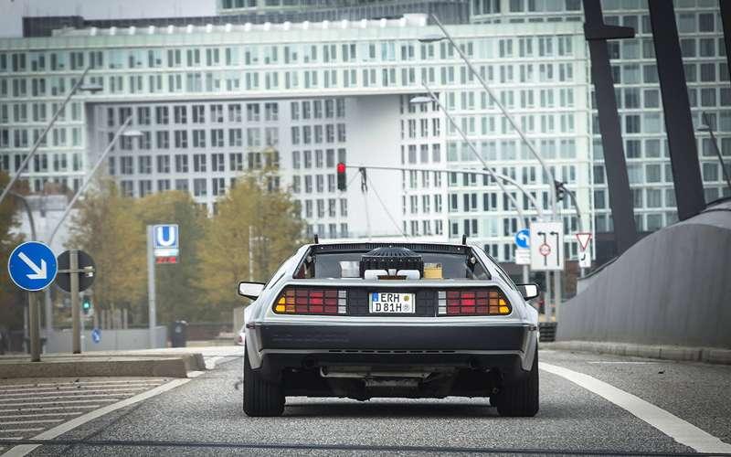 Вперед вбудущее— новый DeLorean появится в2021 году