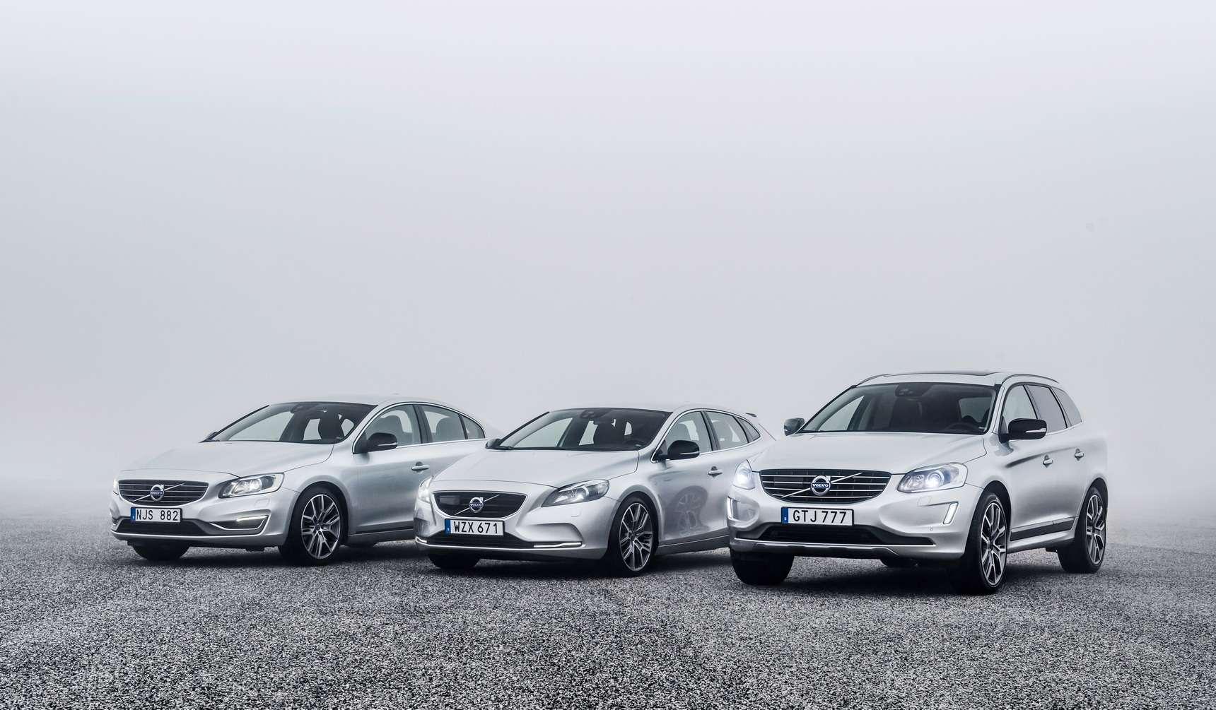 Volvo соспециями: дегустируем спортпакет Polestar— фото 586984