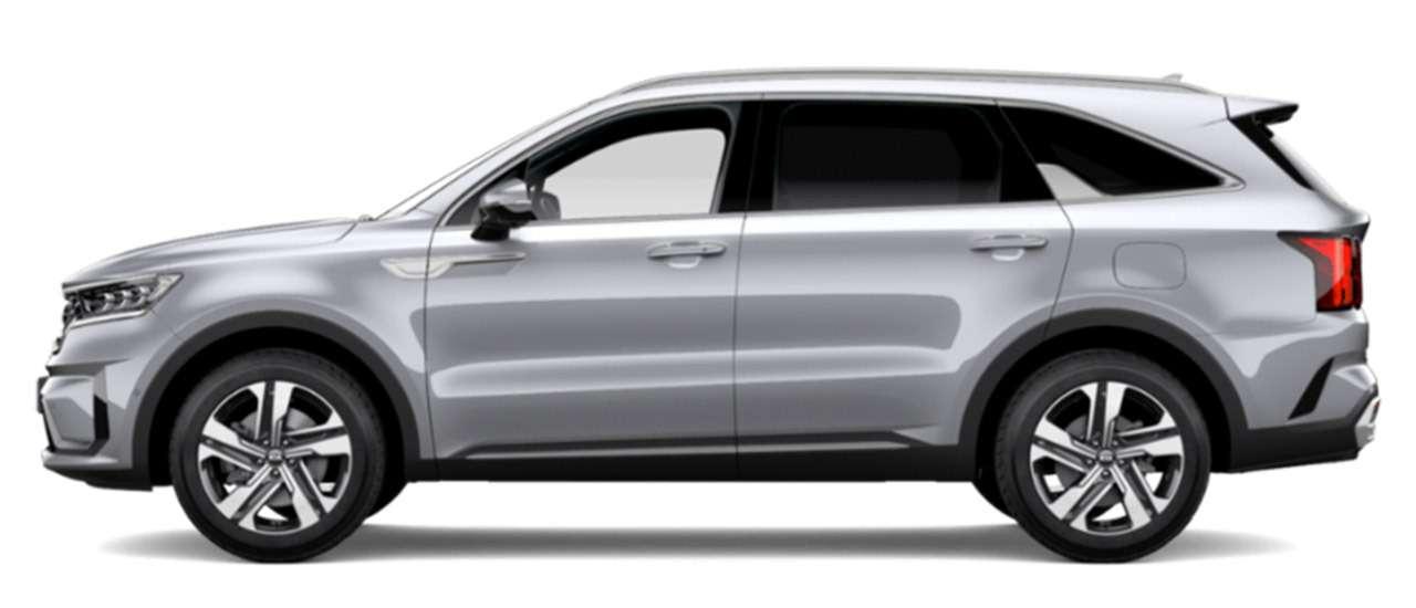 Обновленный Hyundai Santa Fe: тест самой мощной версии— фото 1249469