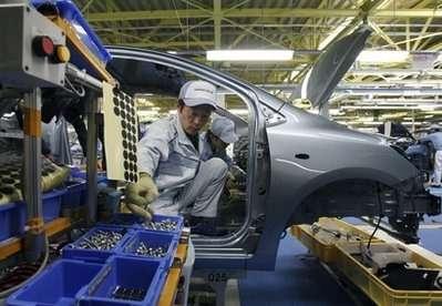 Toyota открыла новый завод вЯпонии