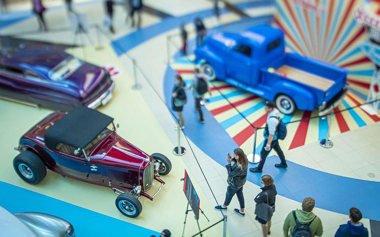 Бэтмобиль идругие прикольные машины (17фото свыставки)— фото 1168682