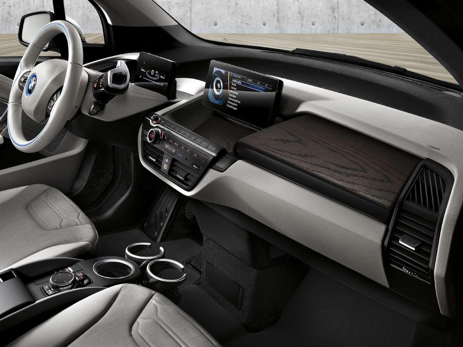 Электромобиль BMW i3приехал вРоссию подвидом гибрида— фото 694246