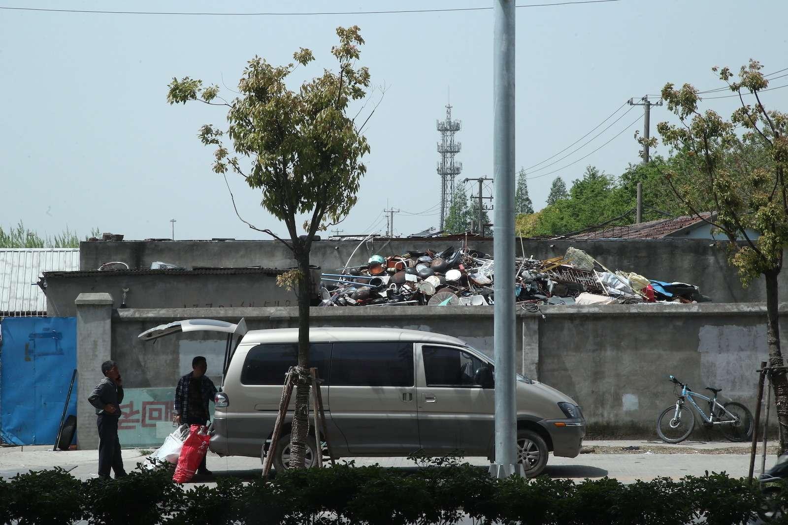 Каксобирают кроссоверы вКитае— фото 751558