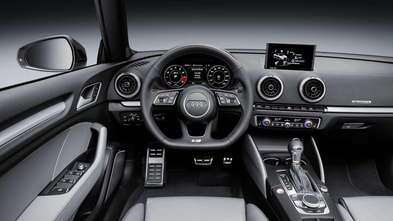 Там, закрасивыми глазами: Audi A3и S3помолодели— фото 572416