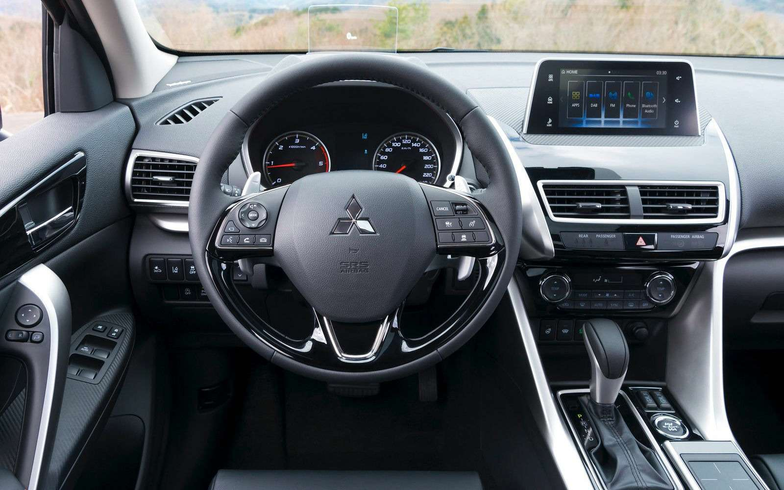 Mitsubishi Eclipse Cross дляРоссии: все подробности— фото 853323