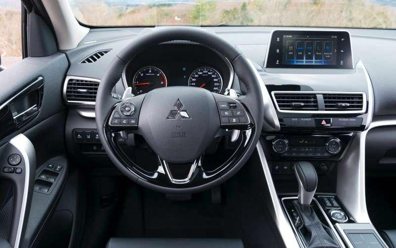 Mitsubishi Eclipse Cross дляРоссии: все подробности