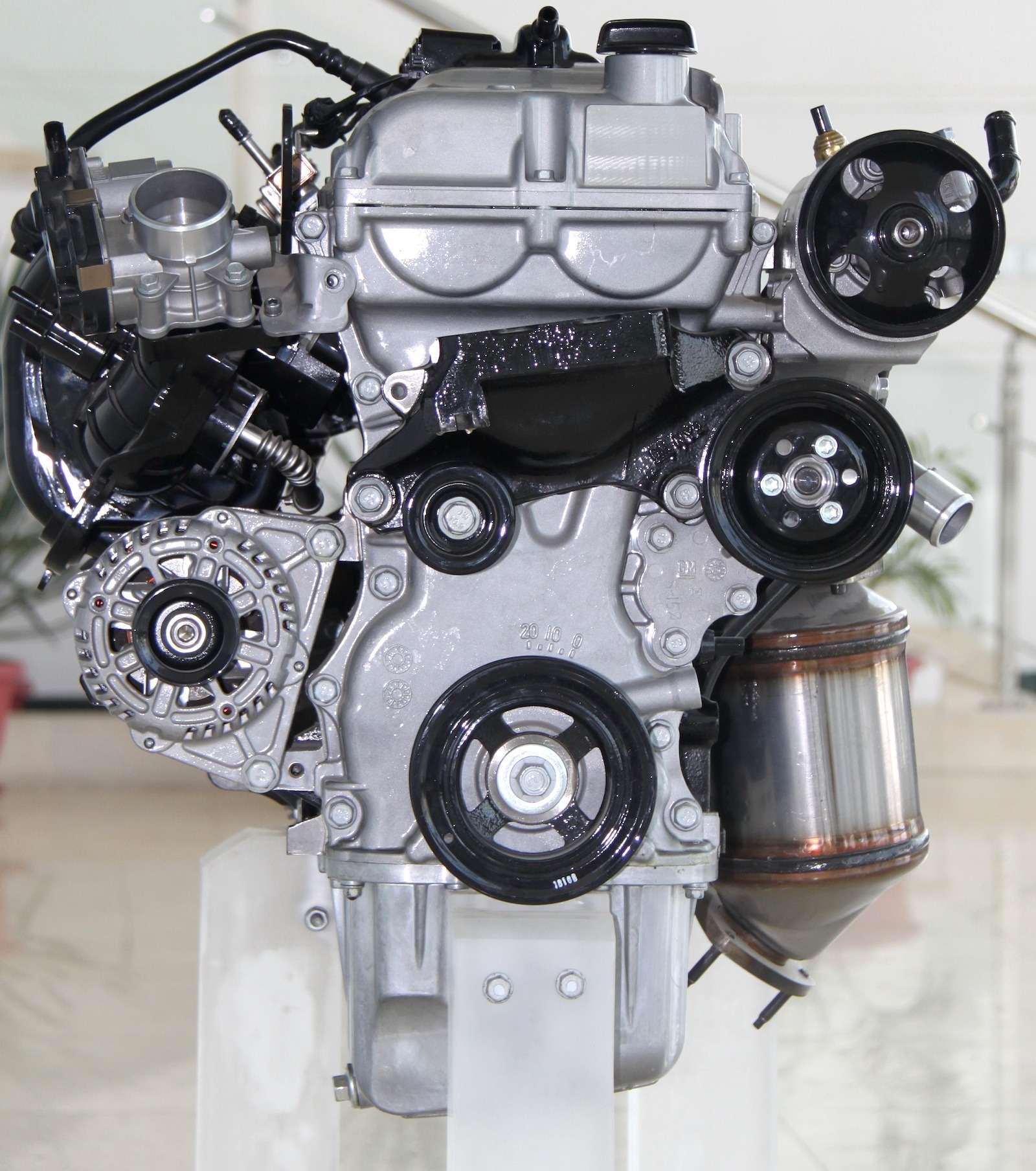 Двигатель Ravon Nexia R3