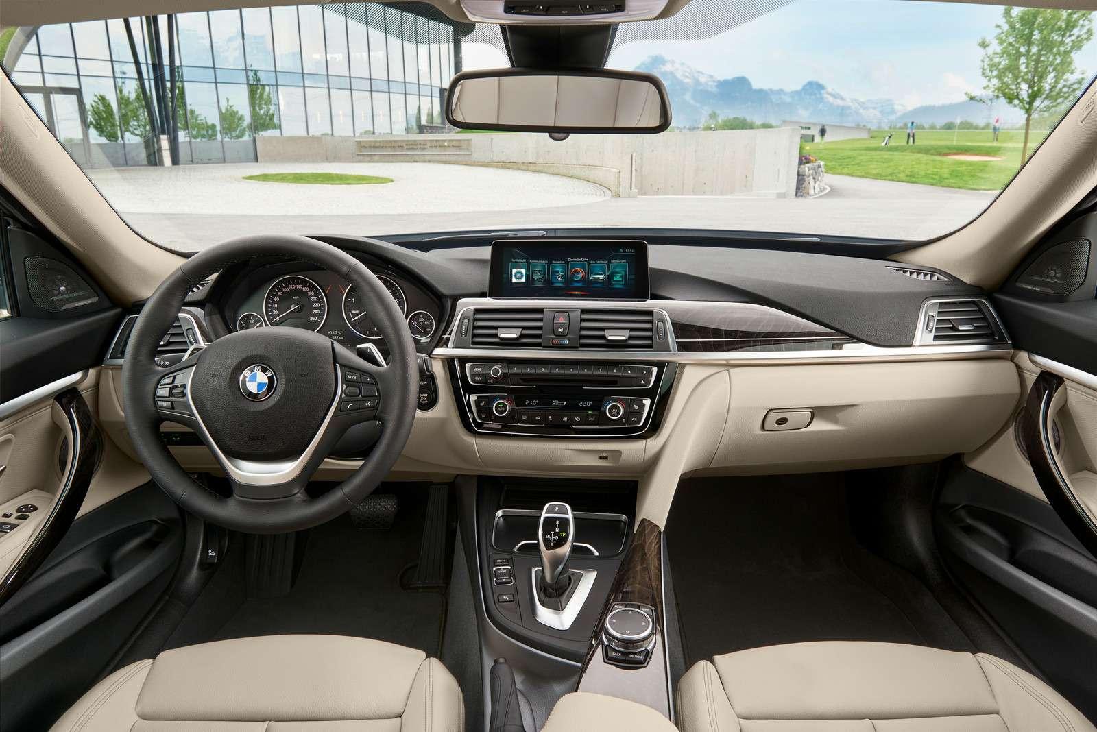 Обновленный BMW 3-й серии GT: урок эффективного менеджмента— фото 593858