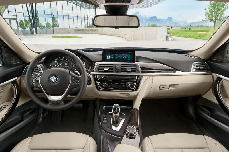 Обновленный BMW 3-й серии GT: урок эффективного менеджмента