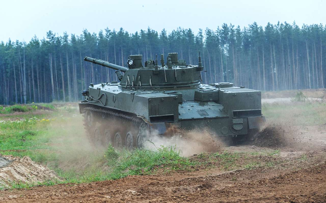 Боевая машина десанта: зачем российской армии БМП-лайт?— фото 922280