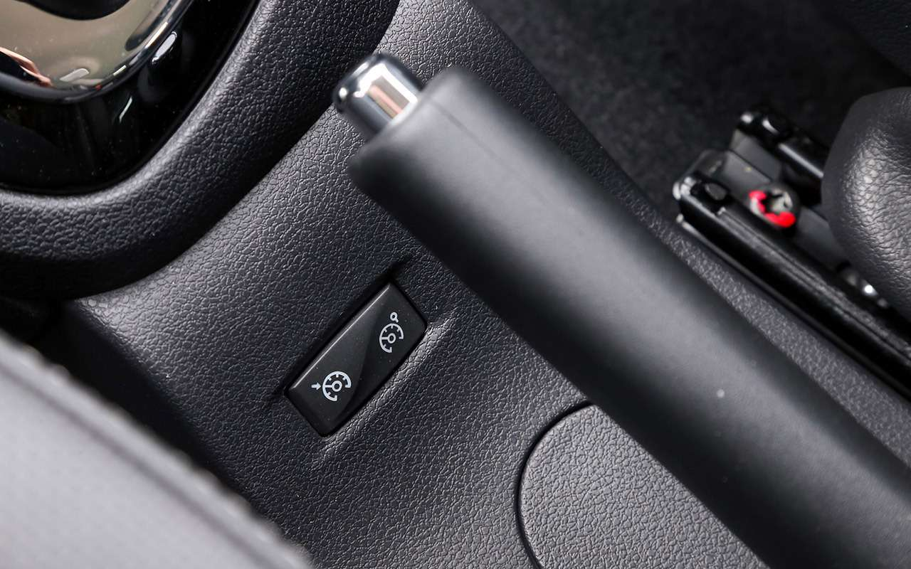 Geely GS, Chery Tiggo 7, Renault Kaptur: большой тест кроссоверов— фото 1012331