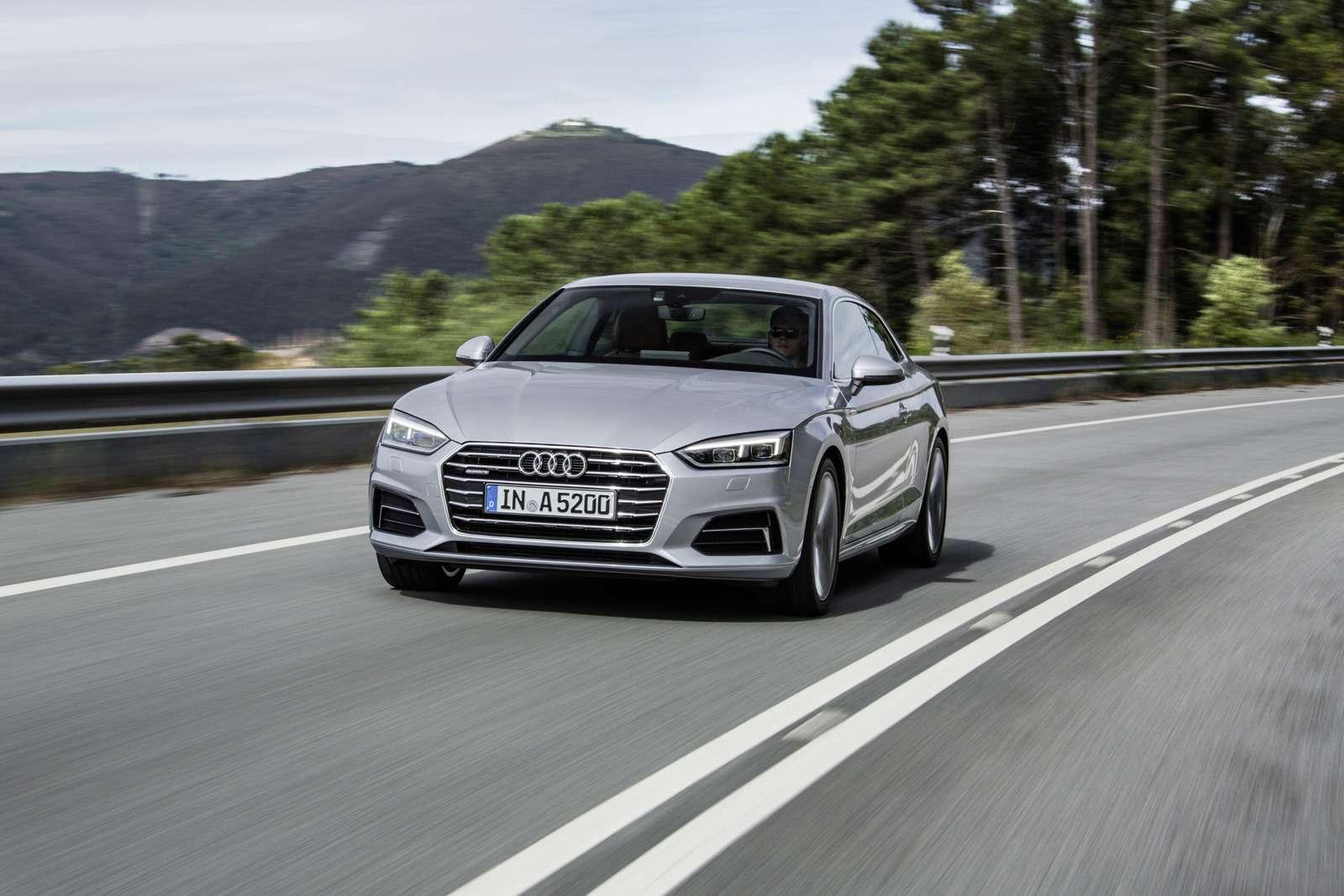 Объявлены цены накупе Audi A5— фото 636630
