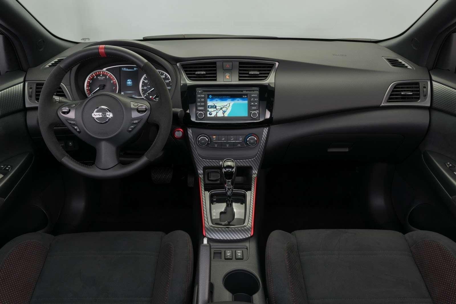 Мечтать невредно: седан Nissan Sentra Nismo дебютировал вЛос-Анджелесе— фото 664431