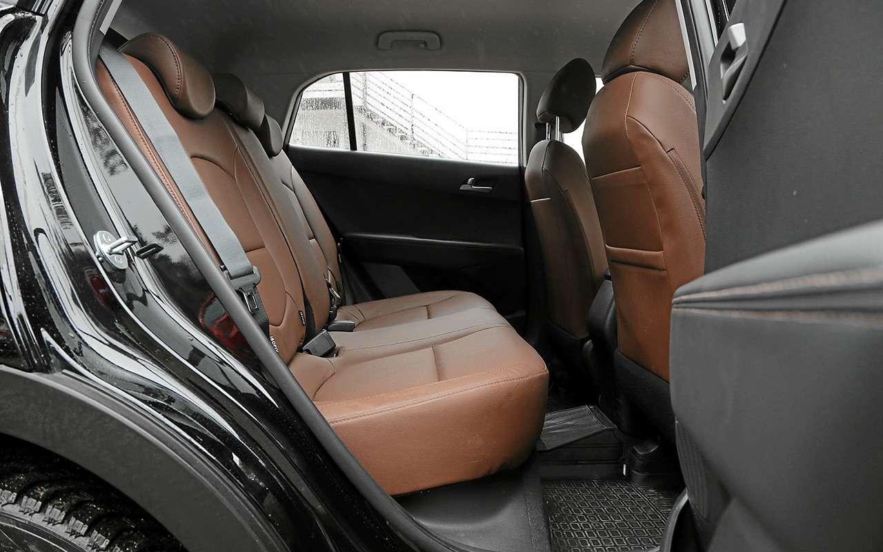 Hyundai Creta насемейном тест-драйве: подходит всем (носмаленькими оговорками)— фото 1244865