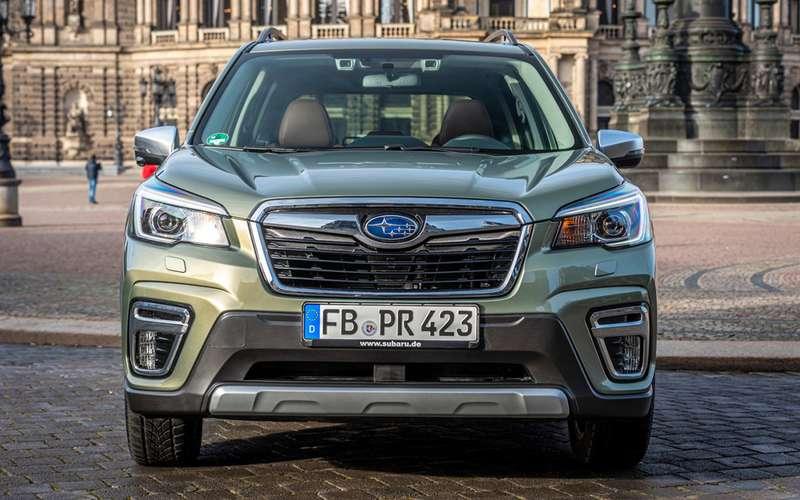 Блог Петра Меньших: Subaru Forester обновился (пятый пошел)