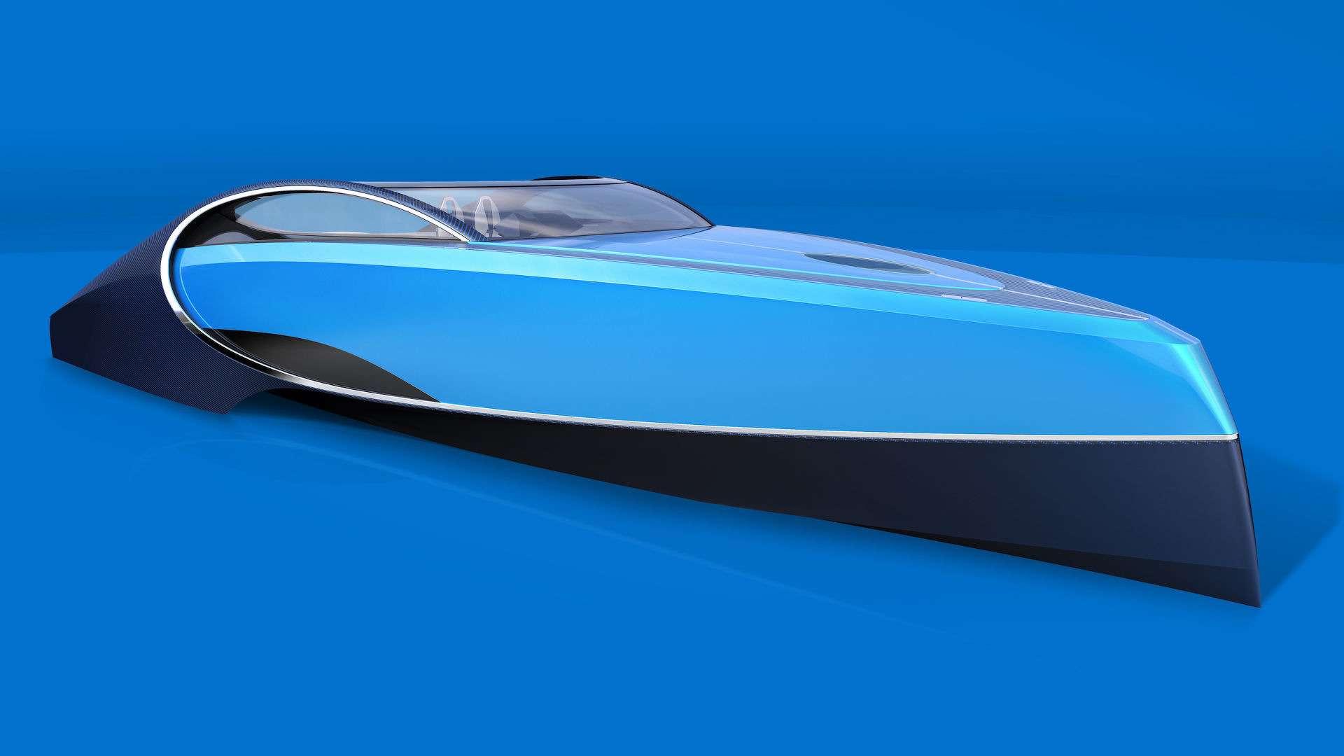 Наволне Широна: подмаркой Bugatti теперь можно купить яхту— фото 720158