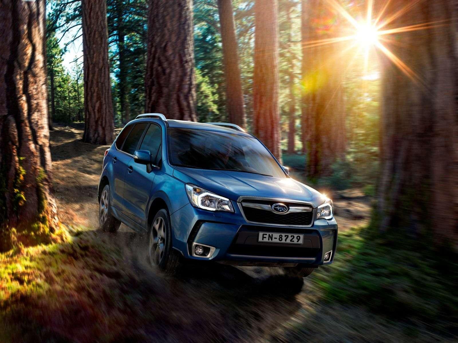 Subaru объявила цены наобновленный Forester— фото 375846