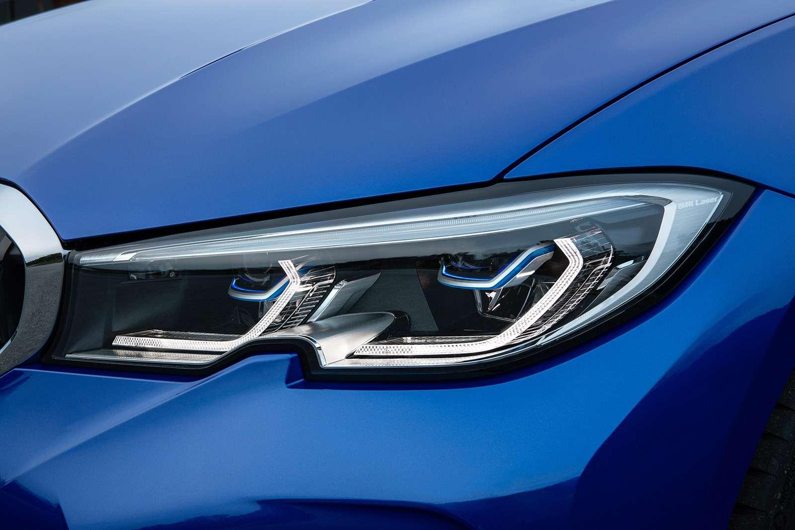 Новая 3-я серия BMW: мызнаем все ороссийской версии— фото 910322