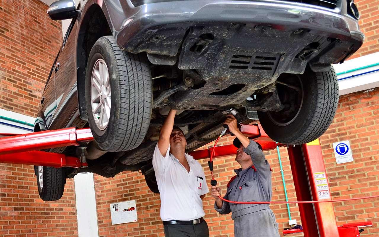 Рыночные гиды: доверять ли фирме подбор автомобиля— фото 845801