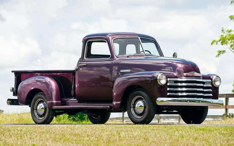 Chevrolet 3100 Truck, 1947-1948