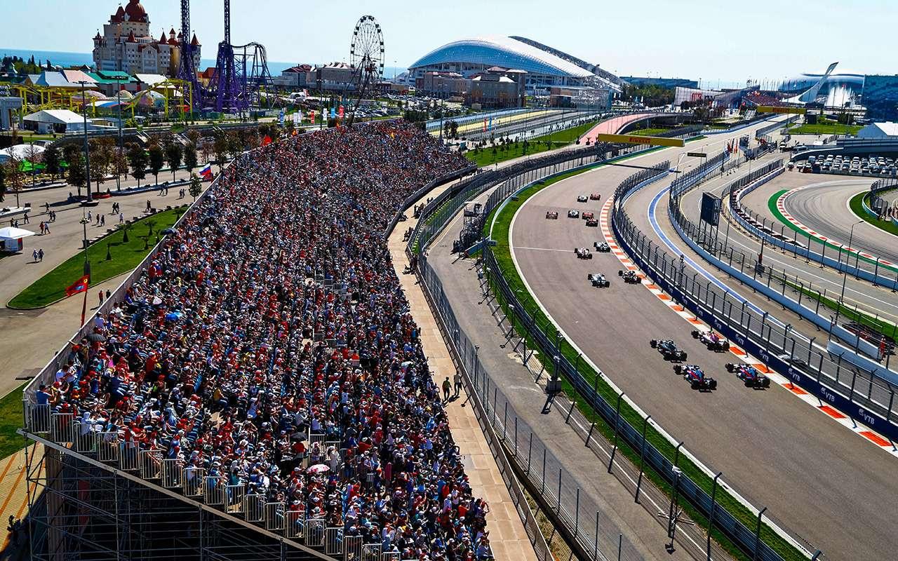Почему мировые гоночные серии не прижились вРоссии. 4версии— фото 911150