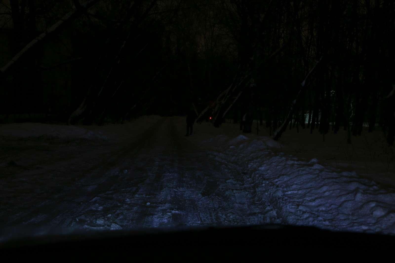 Мученье— свет: нестандартные лампы H4в штатной фаре— фото 568970