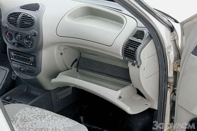 Тест Renault Logan, Lada Kalina, Lada 110, Daewoo Nexia, Chevrolet Lanos. Сделано вСССР— фото 64309