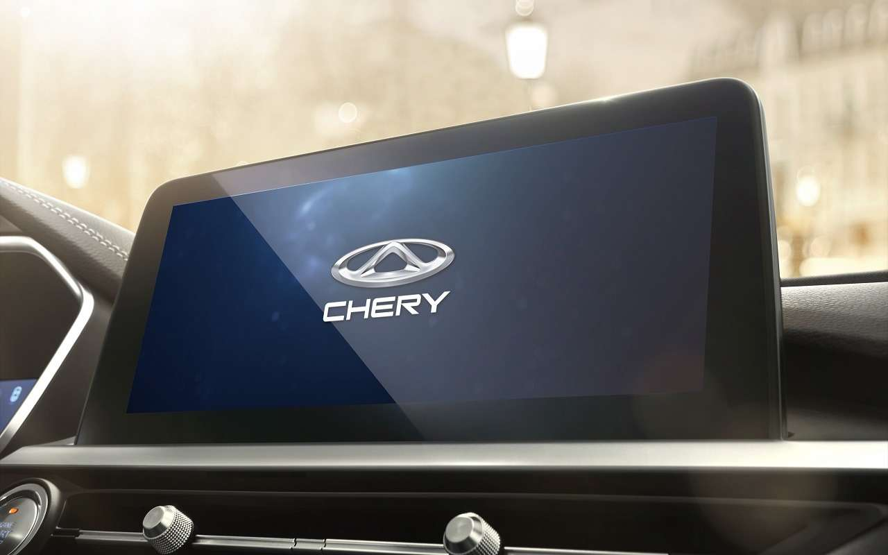 Салон Chery Tiggo 7Pro: первые официальные фото— фото 1145379