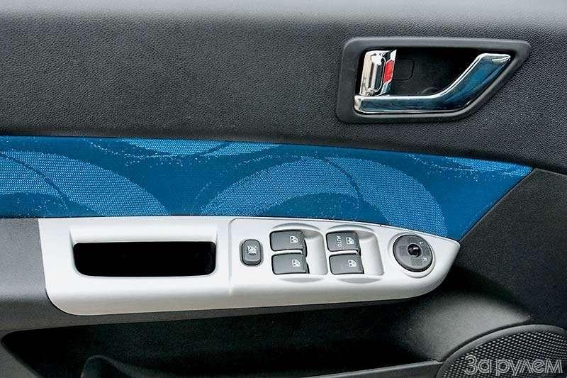 Тест Lada Kalina, Hyundai Getz, Ford Fiesta. Вкомпании спровинциалом.— фото 68884