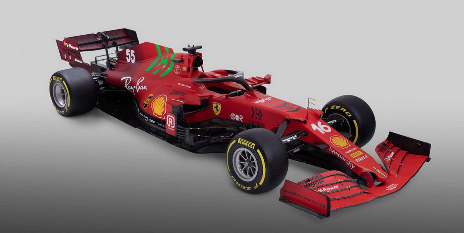 Формула-1 сезона 2021: новые болиды изапрещенный российский (!) флаг— фото 1230213