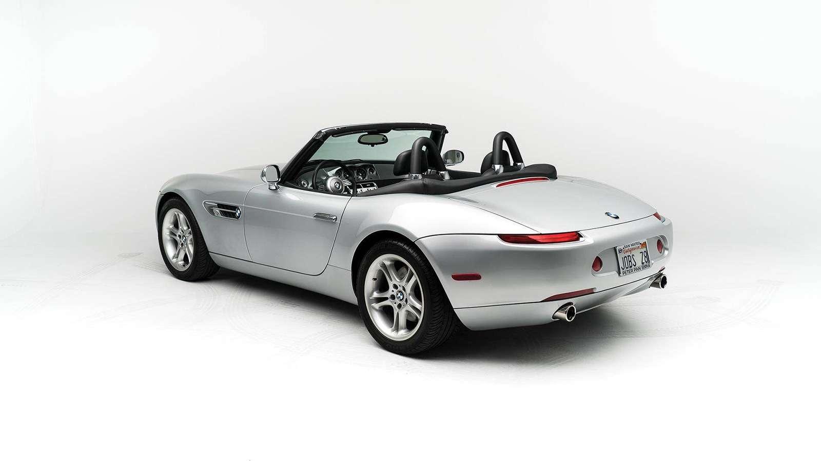 Автомобиль Стива Джобса продадут саукциона. Вместе стелефоном (ноэто не iPhone)— фото 811156