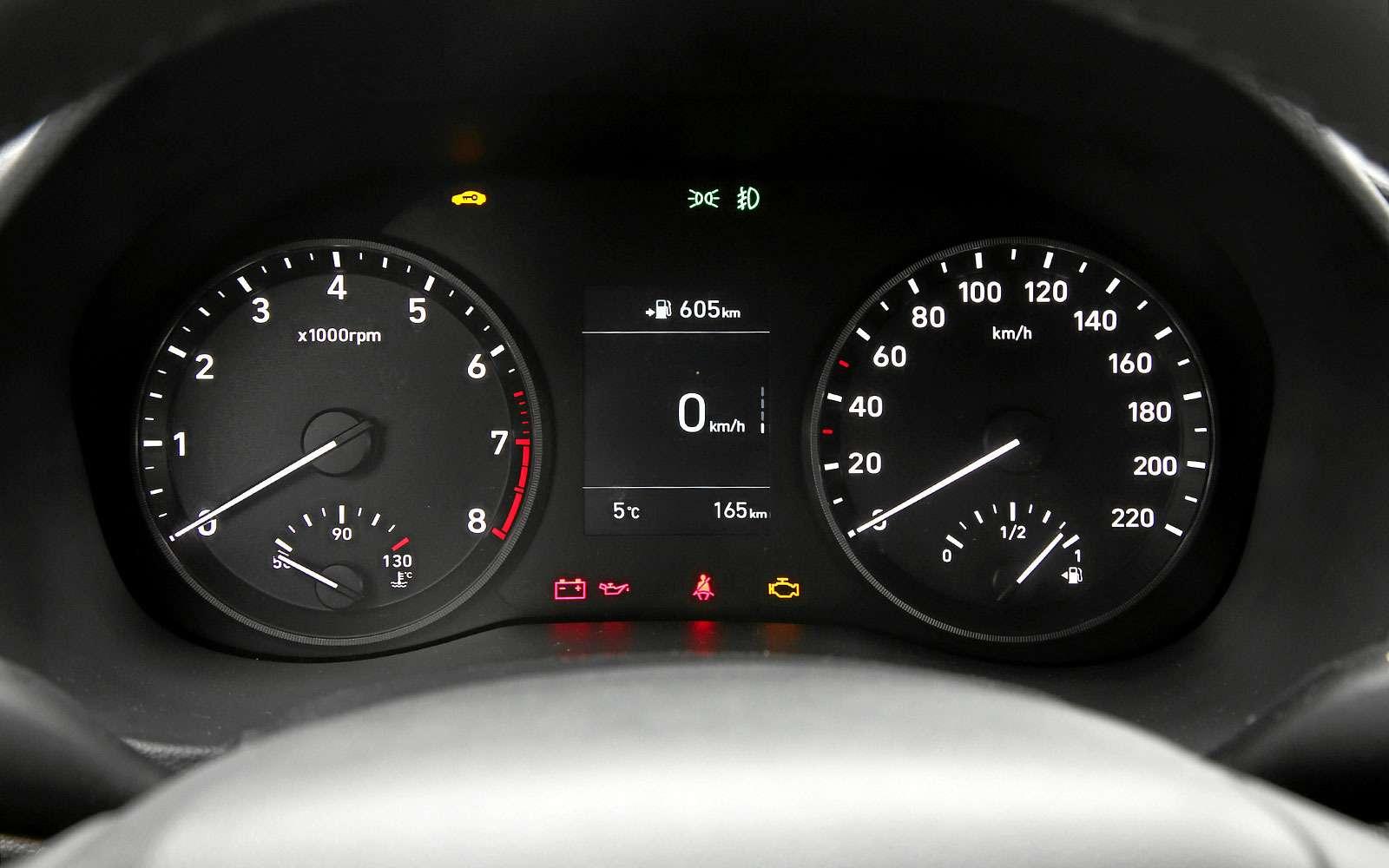 Новый Hyundai Solaris— выбираем оптимальную модификацию— фото 771742