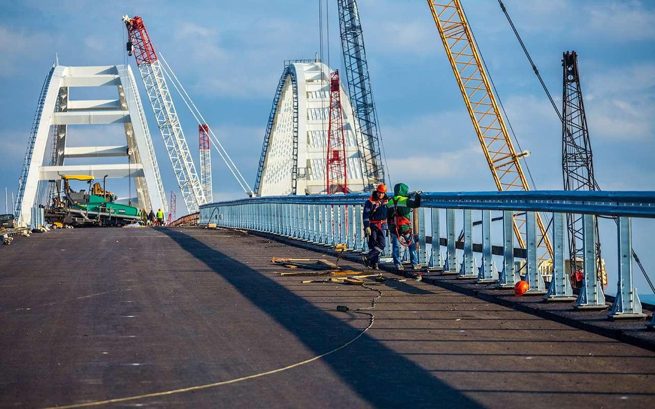 12вопросов про Крымский мост иодин— про универсалы Лада Веста— фото 865577
