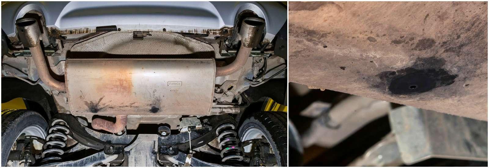 Парк ЗР— обновленный Ford Kuga иего турбоаппетит— фото 768749