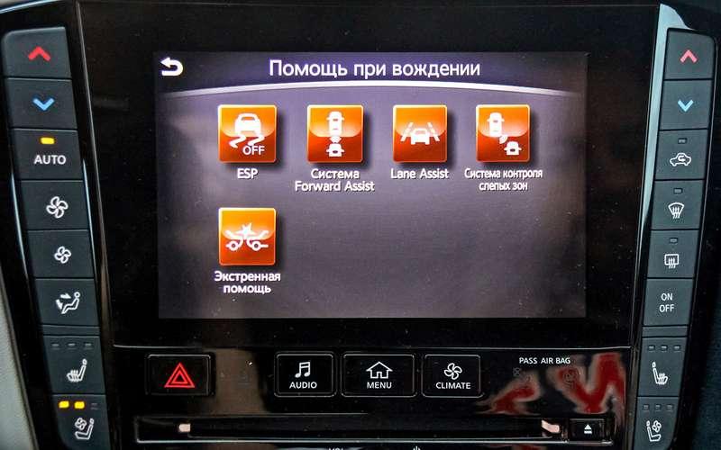 Infiniti QX50 — первый российский тест-драйв
